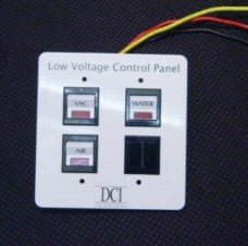 Low Voltage Control Panel Triple Switch DCI 2902
