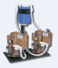 Tech West GoldenVac Stainless Steel Vacuum Pump (3 user) VPLG3SS