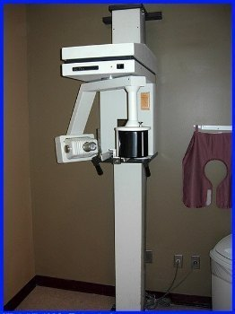 Gendex GXP Pan Recycled Dental X-ray