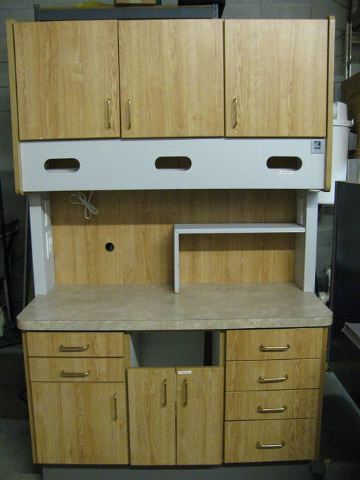 Dentist's Choice Cabinetry Used Dental Cabinet Storage