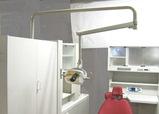 Adec 6300 Cabinet Mount or Wall Mount Dental Light