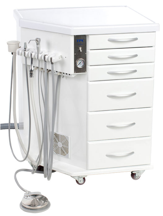 Orthodontic Mobile Delivery Cart Cabinet