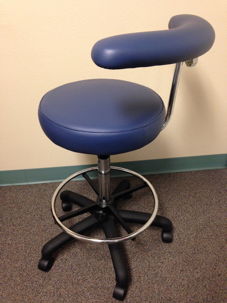 Comfort Plus Dental Assistant Stool