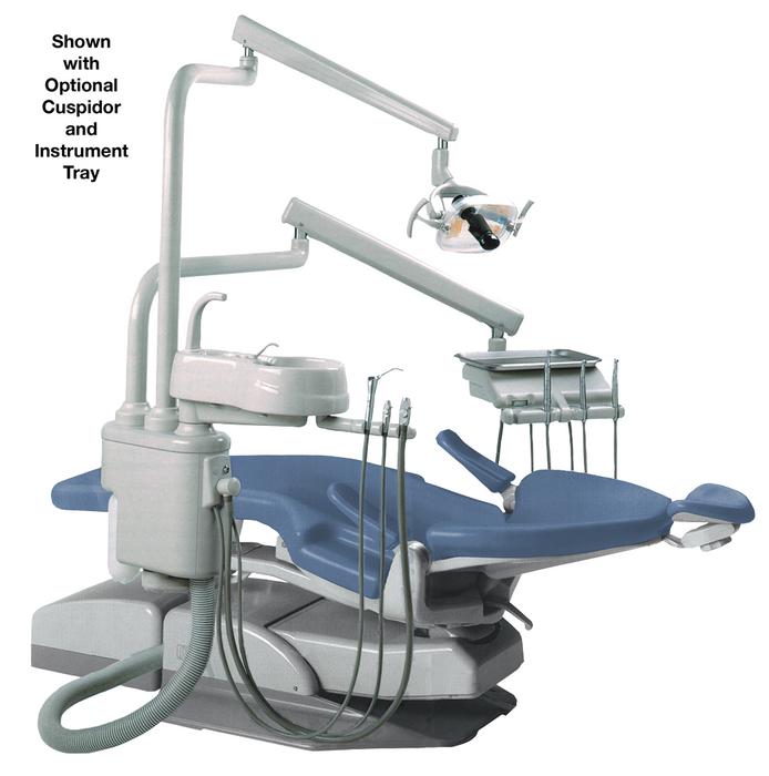 Adec Cascade 1040 Over-the-patient OTP delivery system package