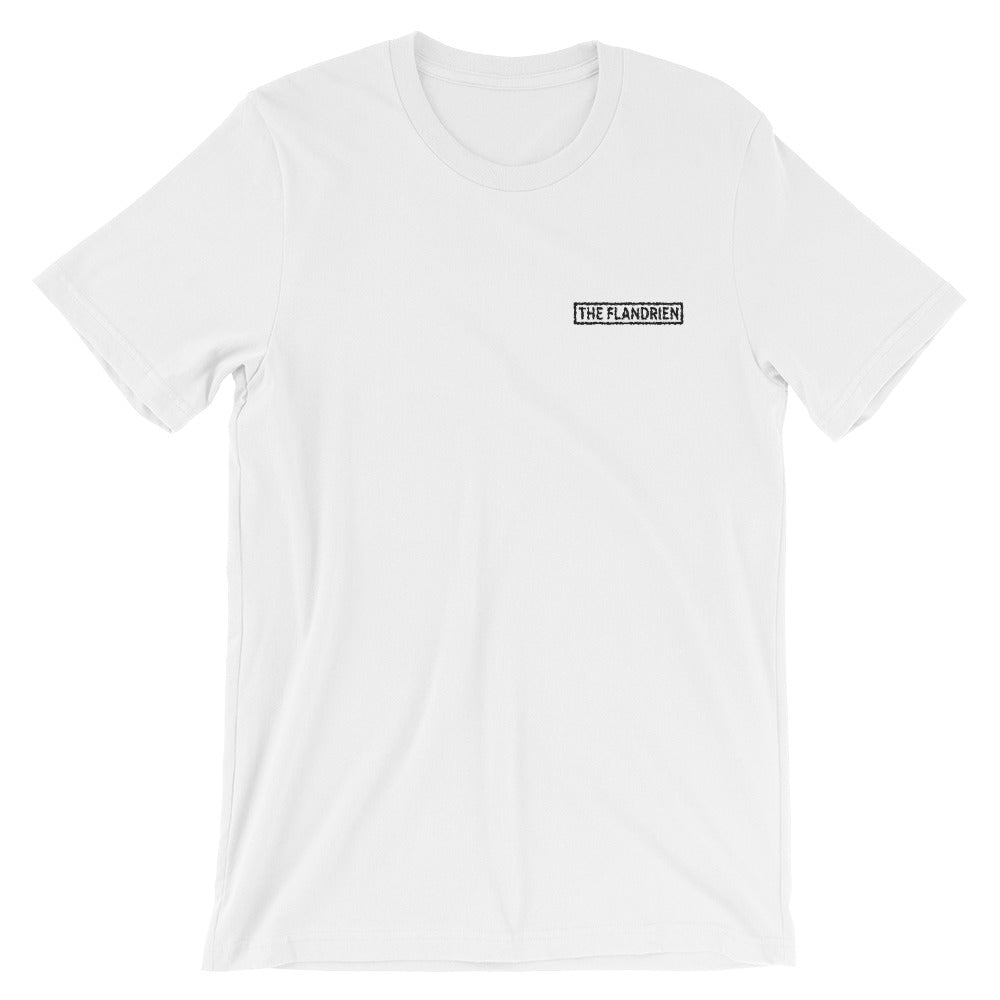 22f83996c Embroidered The Flandrien T-shirt