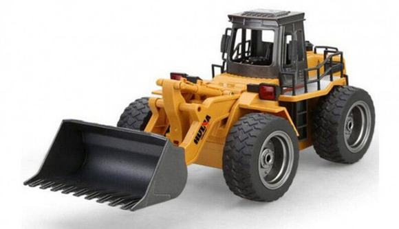 RC Bulldozer 1:18