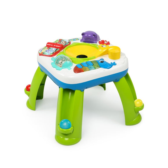 Bright Starts Get Rollin Activity Table
