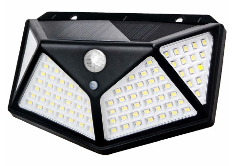 LED Super Bright Solar Light (100w)
