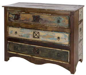 ARUA Chest of drawers |handmade furniture in reclaimed wood