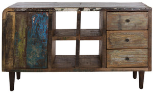 COLABA - reclaimed wood sideboard