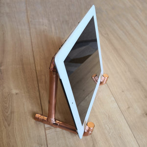 Industrial design iPad / Tablet stand
