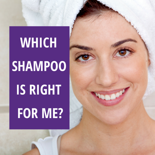 Which Shampoo is right for me?
