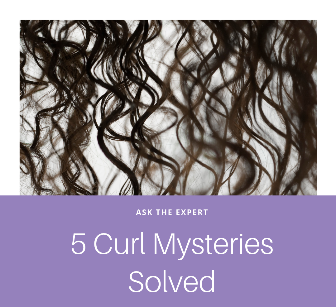Top 5 Curl Mysteries Solved