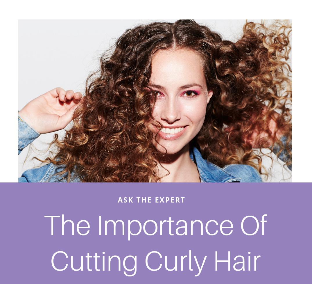 The Importance of Cutting Curly Hair