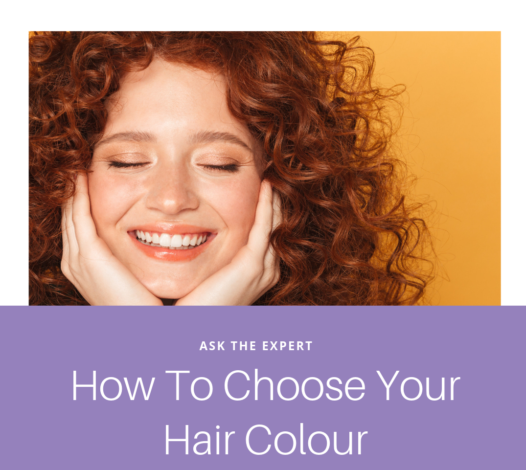 How to Choose Your Curl Colour