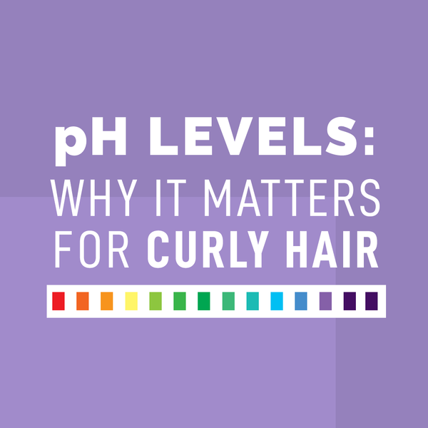 pH Levels – Why it matters for curly hair