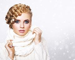 4 Holiday Dinner Curly Hairstyles