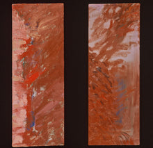 Load image into Gallery viewer, Russet Duet (Diptych)