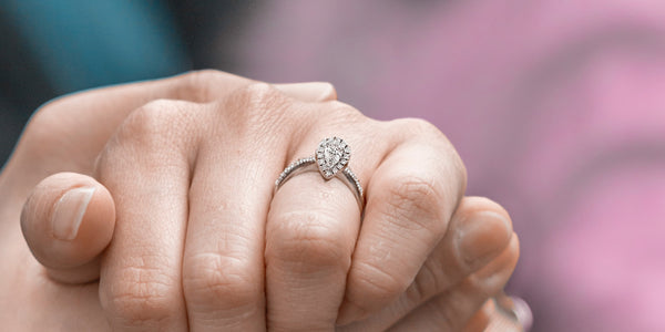 Stand Out With a Fancy Cut Diamond Engagement Ring