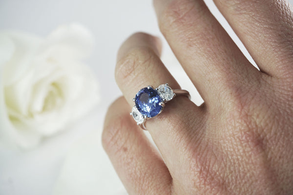 Unique Sapphire Engagement Rings To Swoon Over