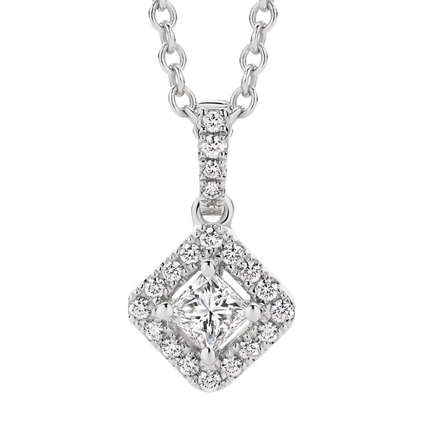 Passion8 Diamond Pendant