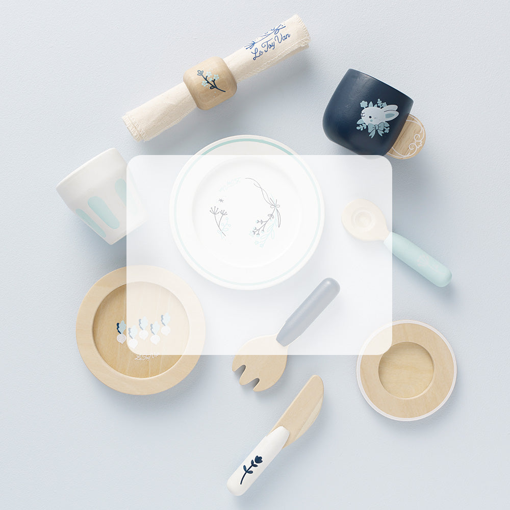 Le Scoop: We believe that there's no toy without fun, so we include local kids in our design process. If the little kids don't like it then it's back to the drawing board for us big kids!