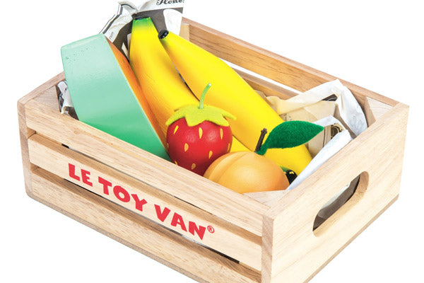 fruits crate roleplay toy