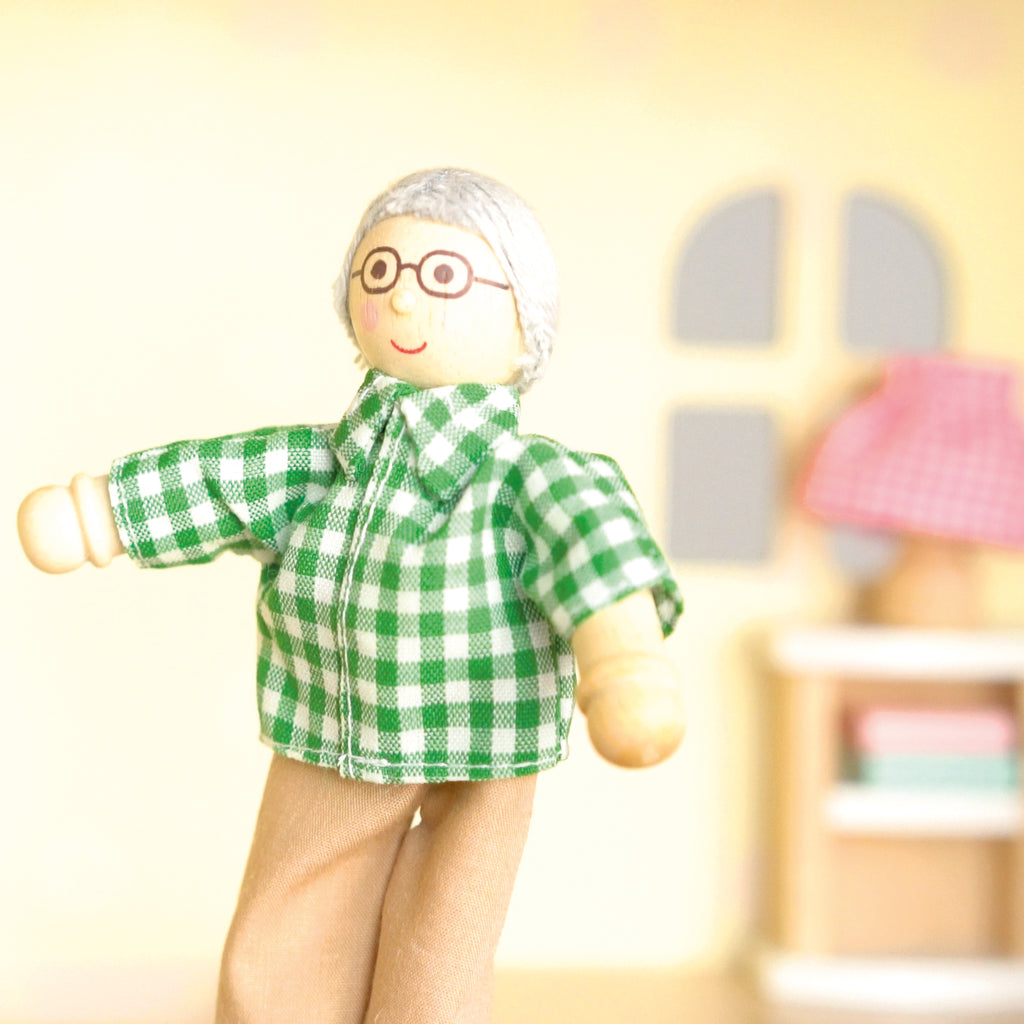 Grandparent Dolls,  - Le Toy Van