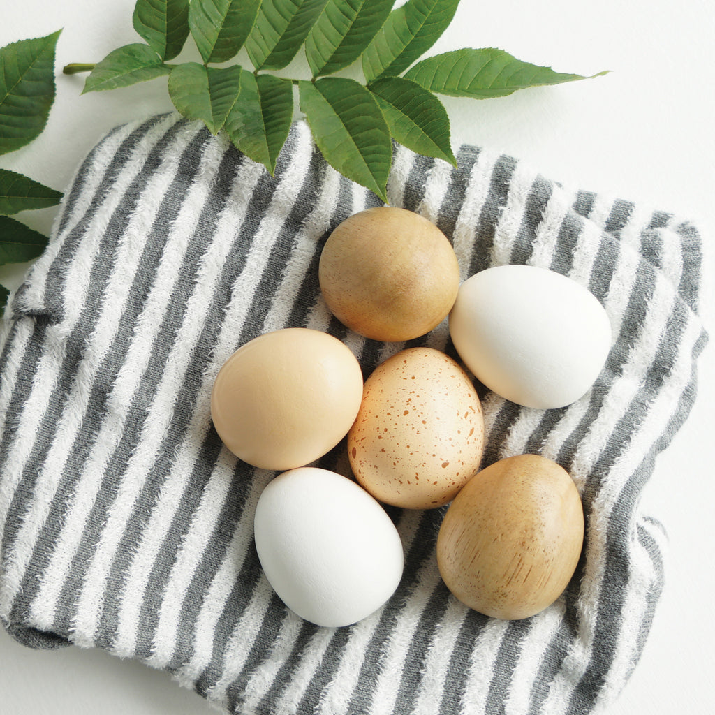 Farm Eggs Half Dozen Crate