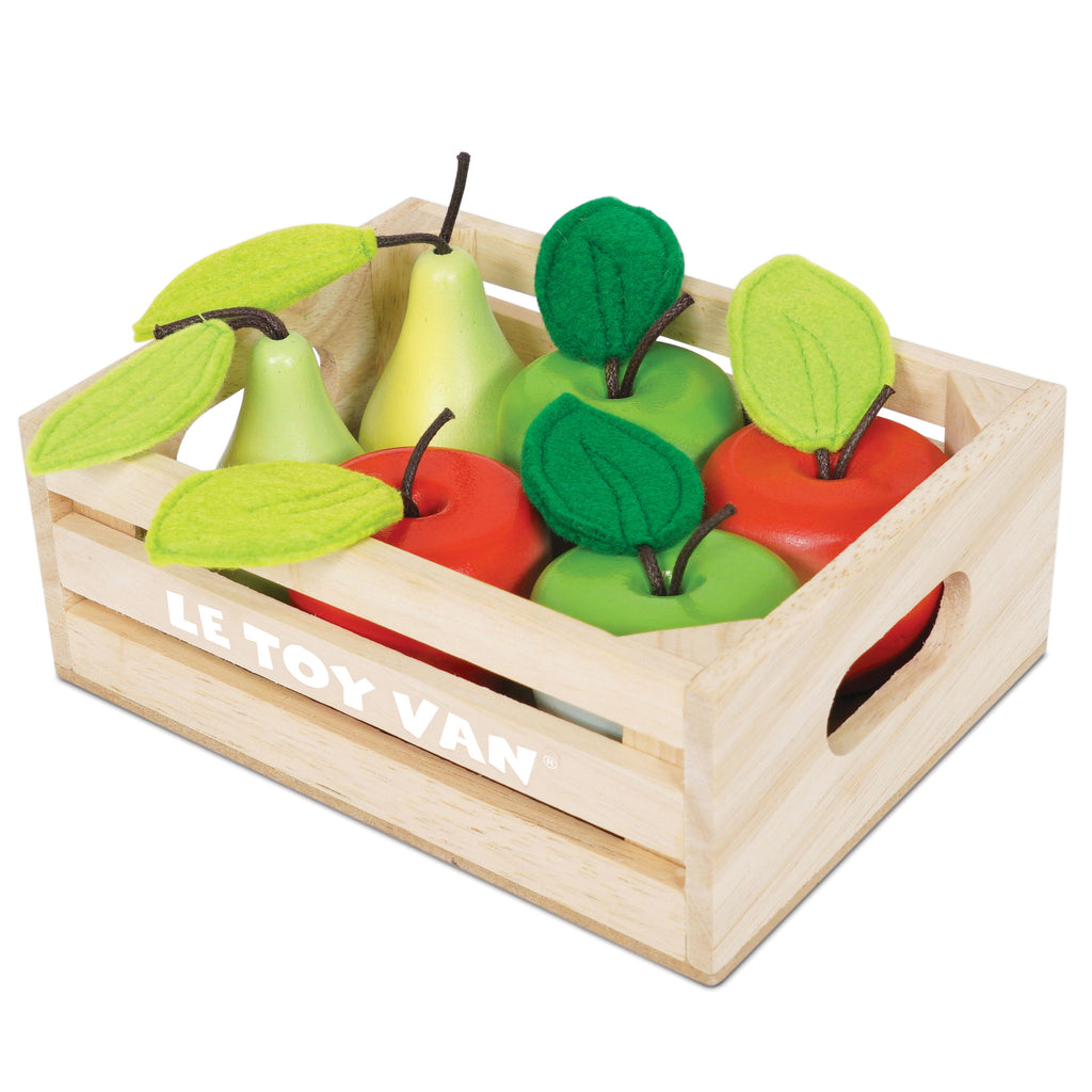 Apples & Pears Market Crate