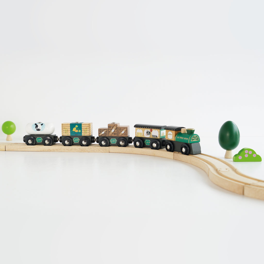 Great Green Train
