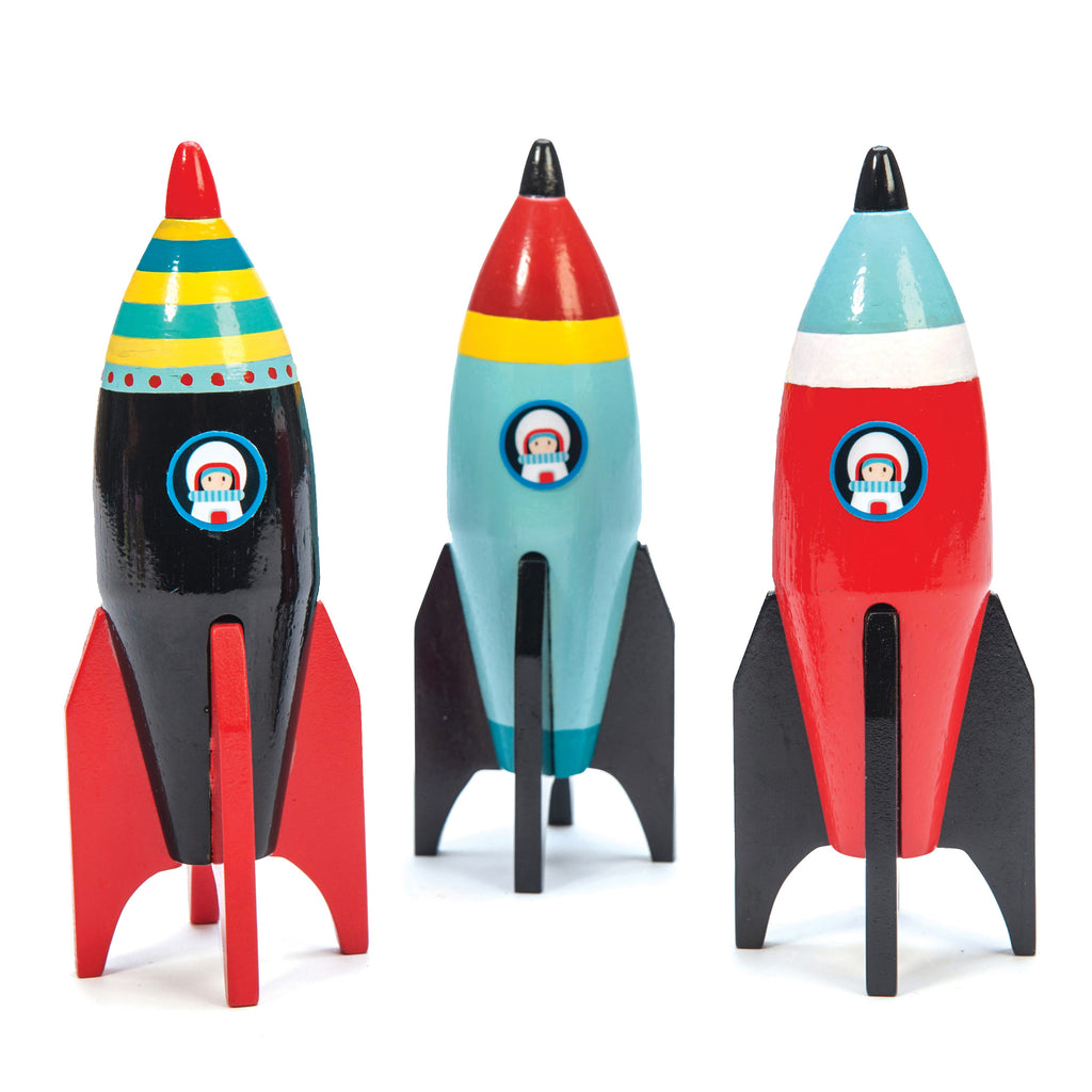 Space Rockets,  - Le Toy Van