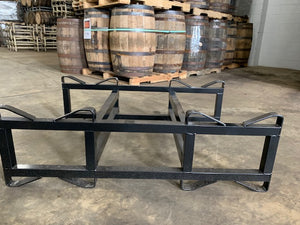 7-Inch, 2-Bar New 2-Barrel Rack