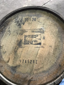 Old Fitzgerald 53g Heaven Hill Bourbon Barrel aged 5 years