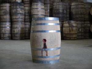 Bourbon 30g Barrel