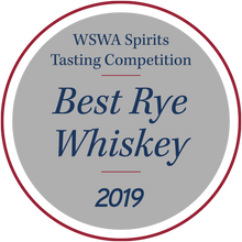 Load image into Gallery viewer, Rittenhouse Rye 53g Straight Rye Whiskey aged 4+ years. Double Gold & Best Rye Whiskey '19 SF World Spirits Competition. Guaranteed wet. Emptying Jan 7, Arrives Jan 11