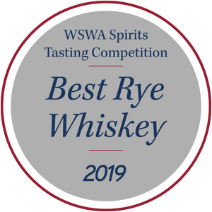 Rittenhouse Rye 53g Straight Rye Whiskey aged 4+ years. Double Gold & Best Rye Whiskey '19 SF World Spirits Competition. Guaranteed wet. Emptying Jan 7, Arrives Jan 11
