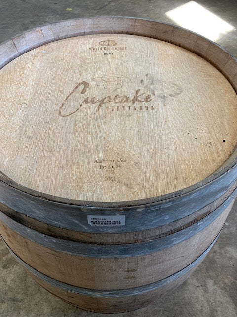 Rental Wine & Whiskey Barrels