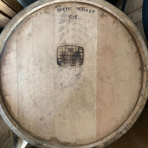 Templeton Rye Whiskey Barrels, 53g aged 4 years Super Wet inside with 15+ ozs.