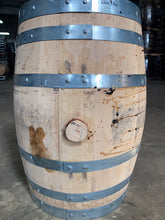 Load image into Gallery viewer, Sale VT All Natural Organic Pure Maple Syrup 15g barrel (ex FEW Spirits bourbon/rye barrel) We empty the maple out the day we sell it!