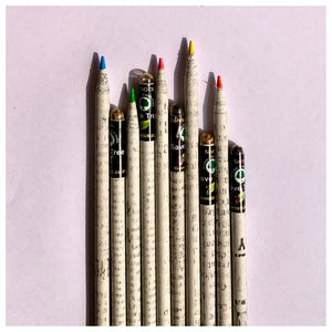 Seed Colour Pencils (Set of 12)
