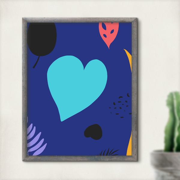 Heart Wall Art