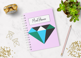 Themed Meal Planner {26 pages}