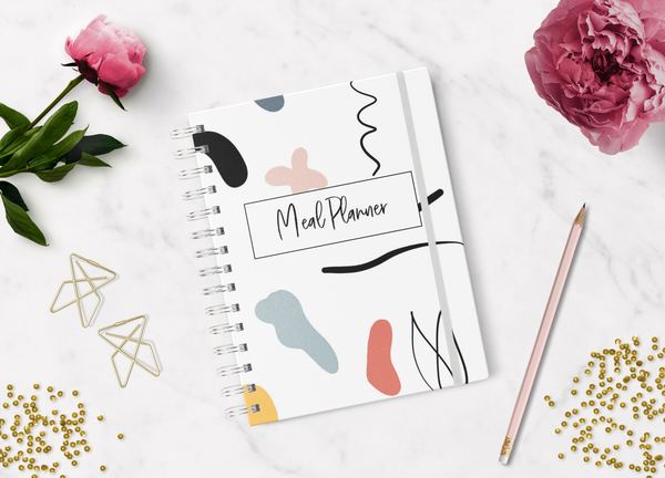 Meal Planner {21 Pages}