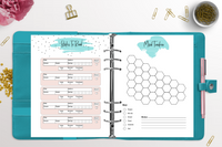 Simple Life Planner {57 pages}