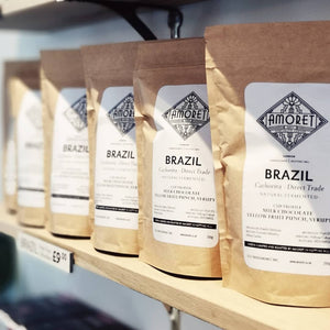 Brazil Cachoeira - Direct Trade (Natural Fermented)