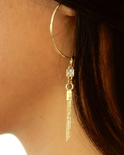 Zohar earrings