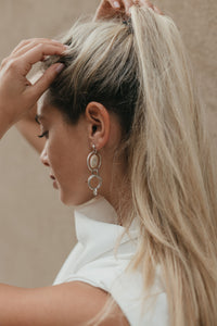 Globus Earrings