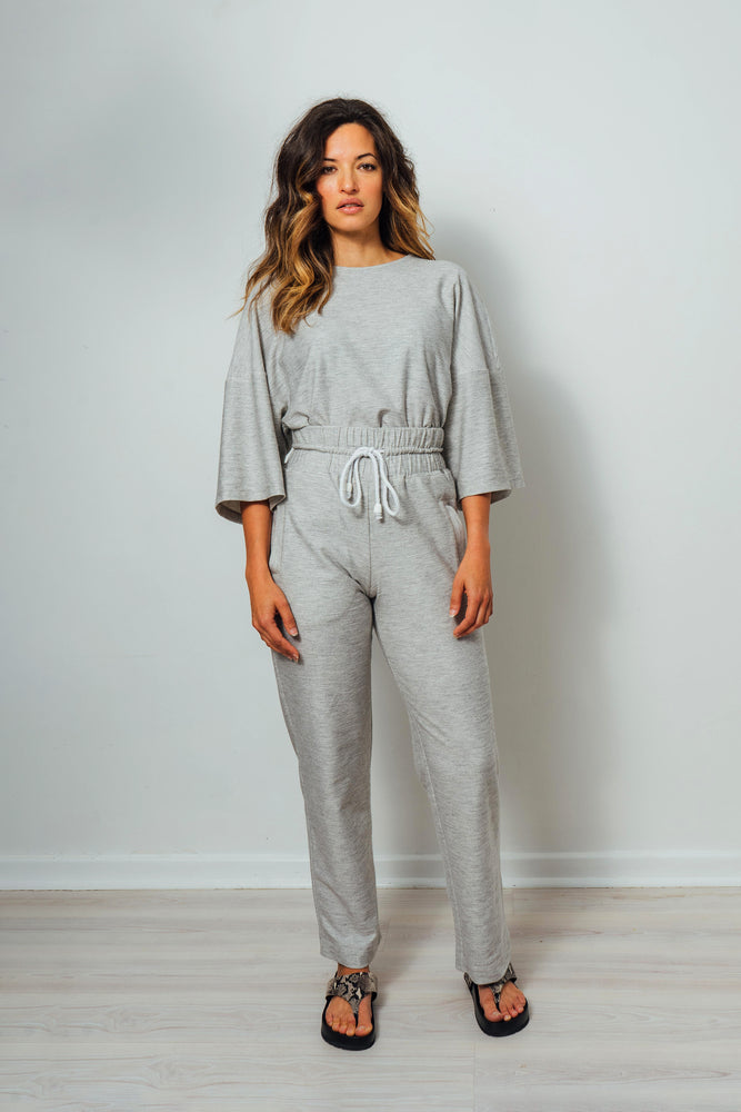 Load image into Gallery viewer, Limited Edition Long Lounge Set - Top and Pant