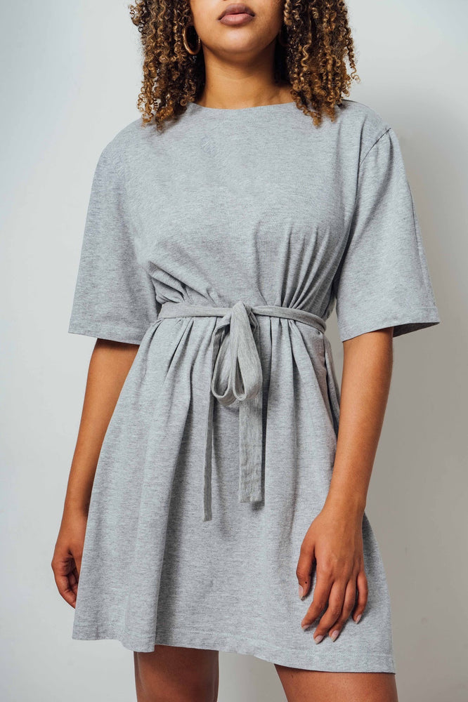 Ez Oversized T-Shirt Dress